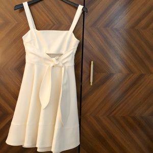 White Cinq a Sept dress